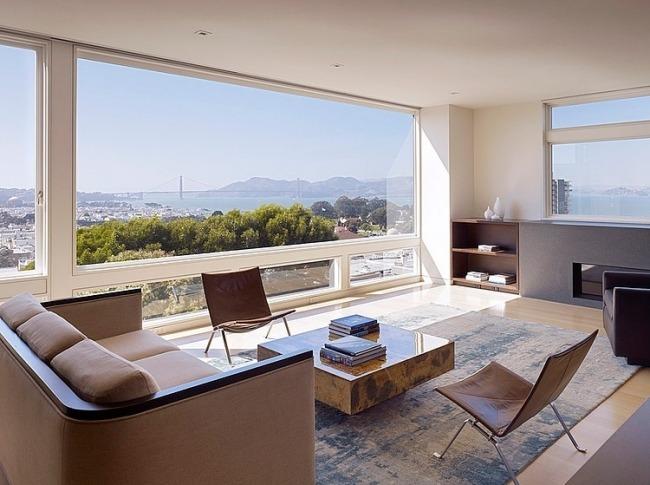 Modernes Wohnzimmer gestalten - 81 Wohnideen, Bilder, Deko und Möbel - wohnideen wohnzimmer modern