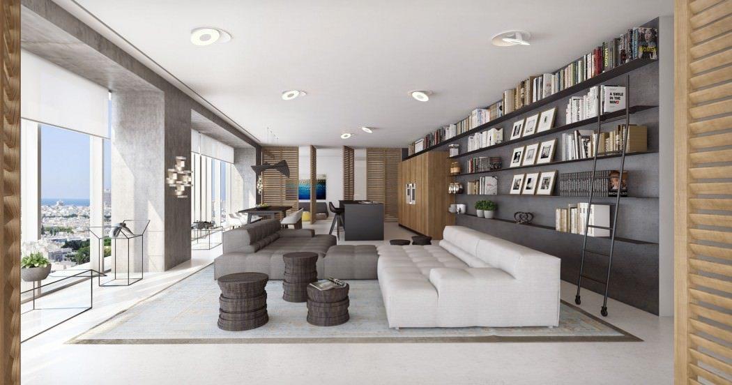 Modernes Wohnzimmer gestalten - 81 Wohnideen, Bilder, Deko und Möbel - groses wohnzimmer einrichten
