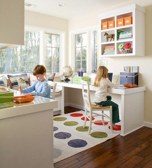 Kinderzimmer für Schulkind einrichten - Ein leichtes Lernen fördern - wie kinderzimmer einrichten