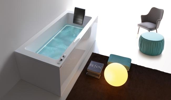Hi Tech Acryl Badewanne Led Einbauleuchten - Home Design Ideas ...