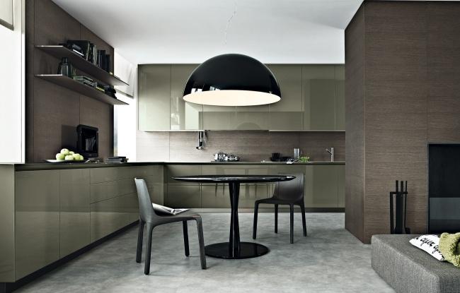 Die Design Küchen  - design kuchen twelve hochfunktional