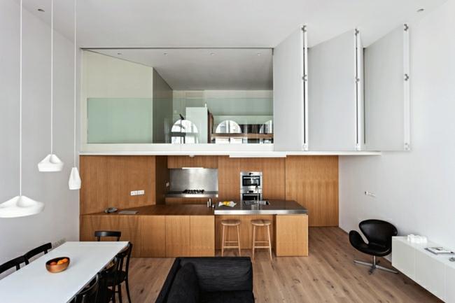 Wohnung Renovierung u2013 Penthouse in London bekommt modernen Look - wohnung komplett renovieren