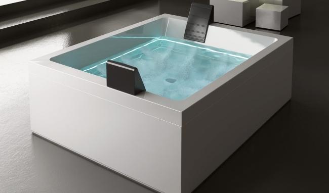 20 moderne badewannen f r ein entspannendes