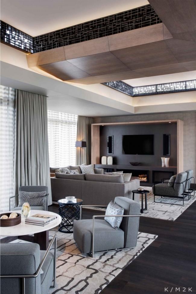 Best Dieses Moderne Weise Penthouse Stockholm Demonstriert Luxus ...