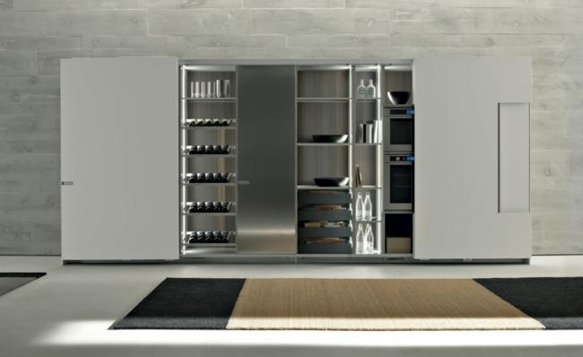 Moderne-einbaukuche-besticht-durch-minimalistische-asthetik-26 - moderne einbaukuche besticht durch minimalistische asthetik