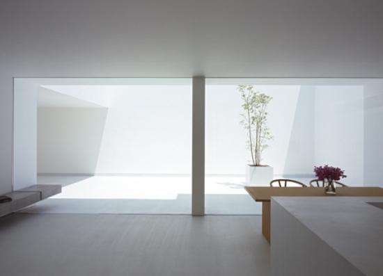 minimalistische einrichtungsideen weises esszimmer minimalistische ...