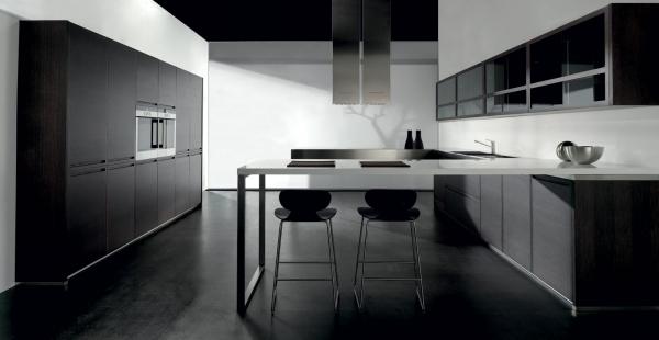 Moderne Küchenmöbel Von PiquDOCA U2013 Puristische Ästhetik Und Eleganz   Moderne  Kuche Asthetik Funktionalitat