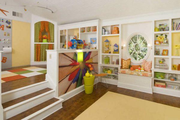 Spielecke im Kinderzimmer einrichten - 45 bunte Ideen - wie kinderzimmer einrichten