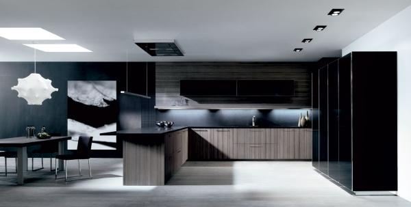 Moderne Kücheneinrichtung Mit Gewissem Biss U2013 Churchworkinfo Moderne  Kuchenmobel Piqudoca Puristische Asthetik Eleganz .