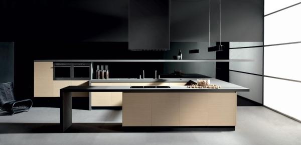 ... Moderne Küchenmöbel Von PiquDOCA U2013 Puristische Ästhetik Und Eleganz    Moderne Kuche Asthetik Funktionalitat ...