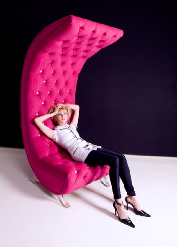 Designer Mobel Der Majestatische Sessel Von Massimo Farina ...