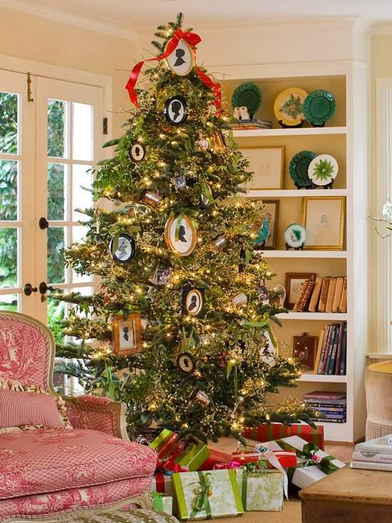 Black Silver Glitter Wallpaper Weihnachtsbaum Schm 252 Cken 25 Verschiedene Stile Und Deko