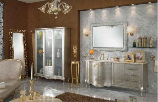 Badezimmer Möbel Im Fokus   Tipps Rund Um Design, Stile Und Tendenzen   Klassisches  Mobel