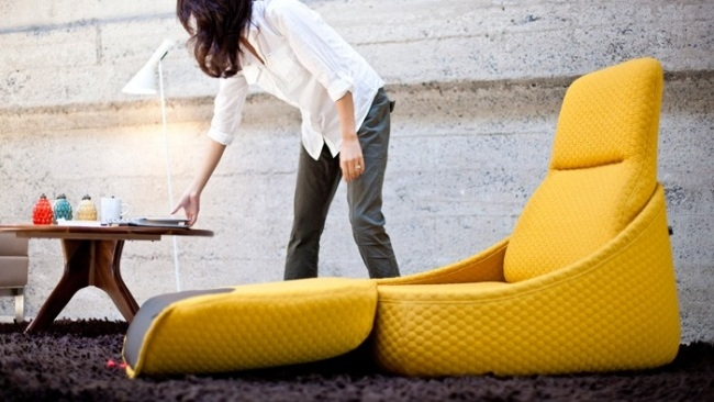 beautiful ausgefallenes stuhl design kohlenstoff alvaro uribe ... - Amalia Lounge Sessel Ergonomische Form Attraktiv Design