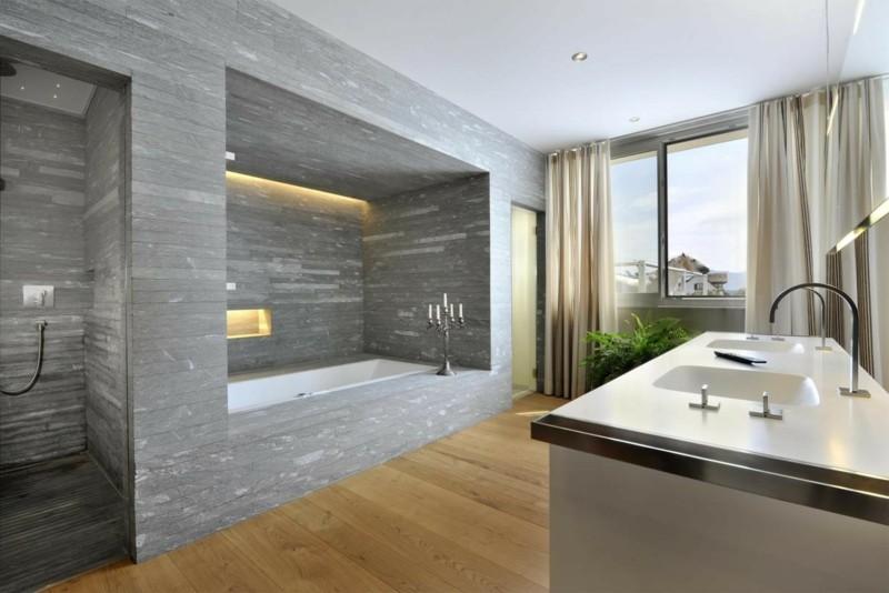 Badezimmer Fliesen - Was ist vor der Wahl zu berücksichtigen - badezimmer konsole