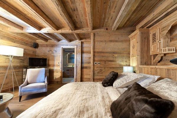 21 Schlafzimmer Ideen im Landhausstil u2013 rustikaler Charme im Haus - schlafzimmer ideen landhausstil