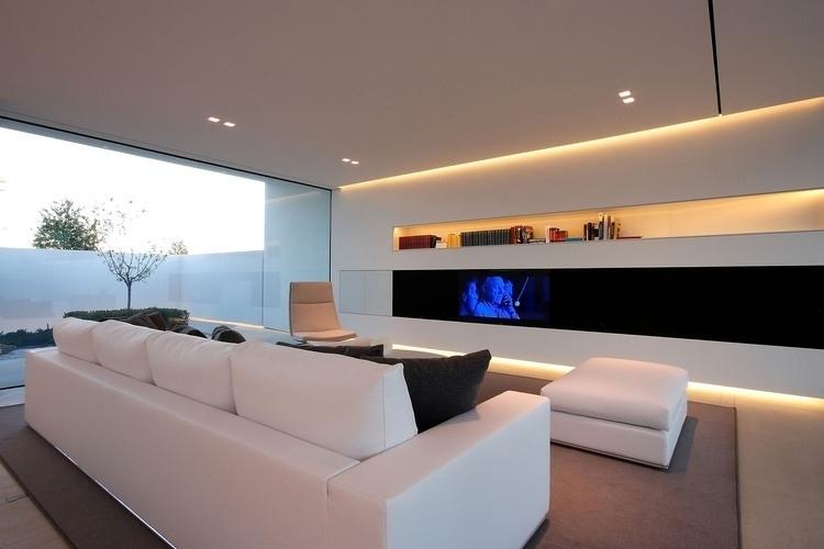 83 Ideen für indirekte LED Deckenbeleuchtung \ Lichteffekte - beleuchtung wohnzimmer ideen