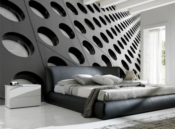 Fototapeta Tunel 3D \u003e\u003e   lemonroompl/fototapeta-35-Fototapety - tapeten wohnzimmer grau