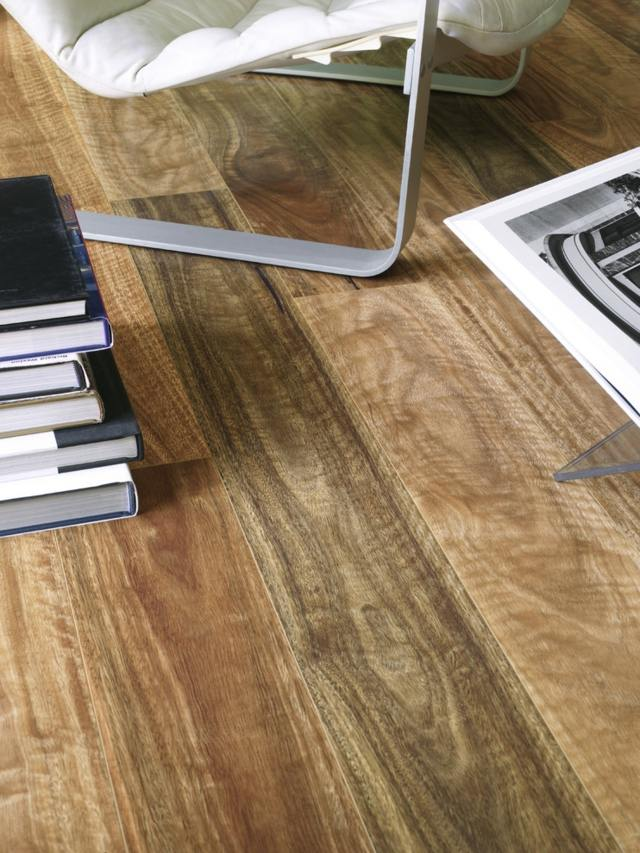 Laminat verlegen - die Vorteilen vom Laminatboden gegenüber Parkett - laminatboden verlegen