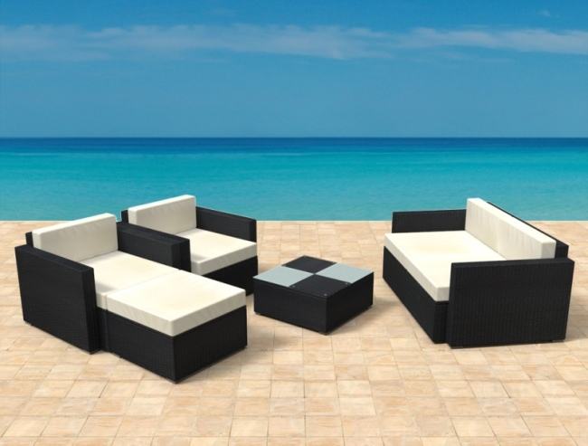 Elegant Mehr Pep Für Ihren Garten Mit Den Passenden Rattan Lounge Möbeln   Lounge  Mobel Garten