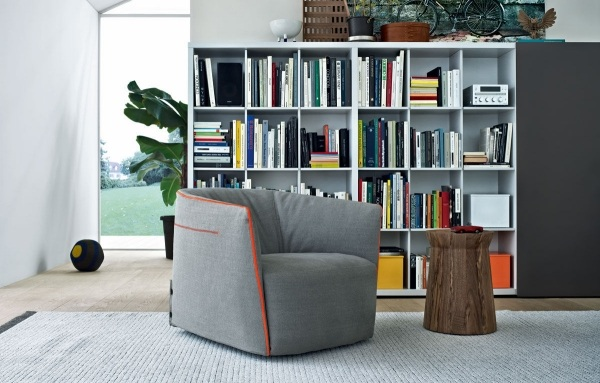 Awesome design armsessel schlafcouch flop contemporary home design ideas - Design armsessel armlehnstuhle retro ...
