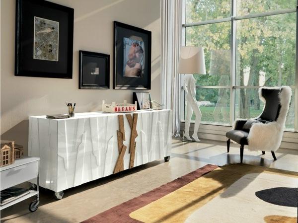 esszimmer kommode [haus.billybullock.us ] - Designer Kommode Aus Holz Naturliche Gelandeformen