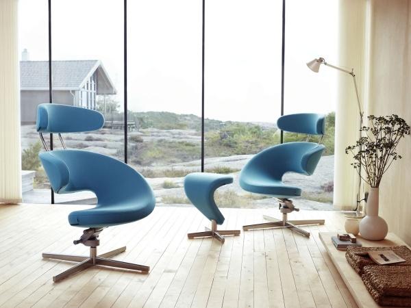 Ausgefallenes Stuhl Design Kohlenstoff Alvaro Uribe - Design