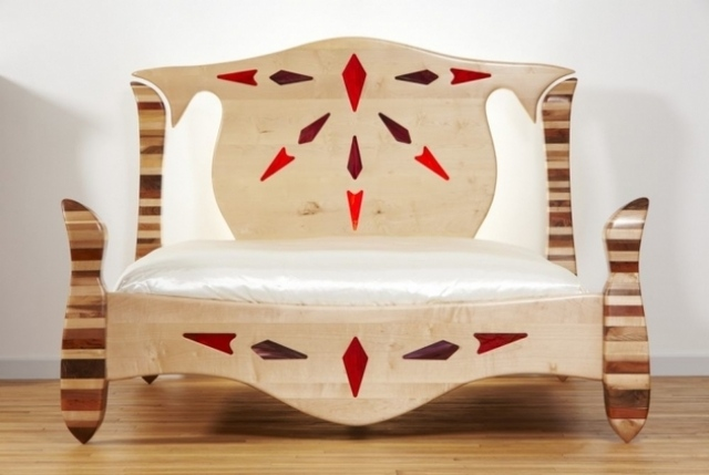 Die Ausgefallenen Möbel Von Allan Lake Versetzen In Eine Märchenwelt    Ausgefallenen Mobel Allan Lake Skulpturell
