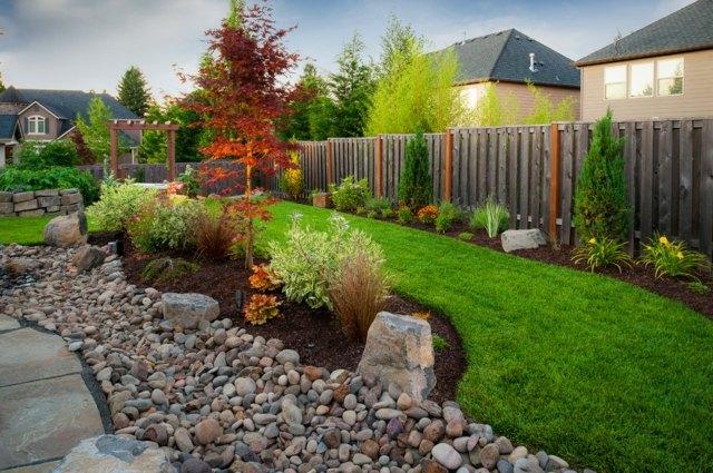 Steingarten anlegen u2013 25 hervorragende Beispiele für Gartengestaltung - garten anlegen beispiele