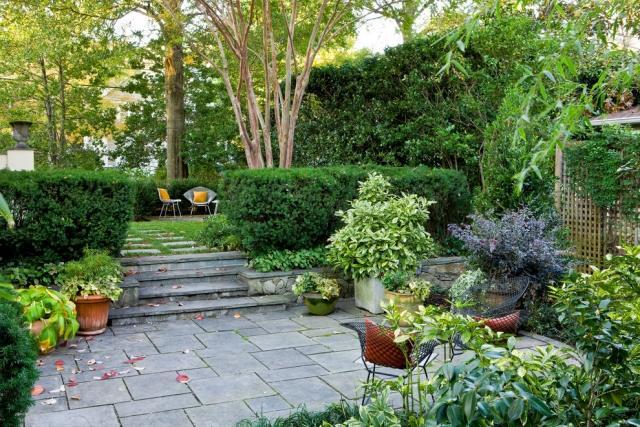 Lärmschutz für den Garten - ein ruhiges Outdoor-Erlebnis - tipps sichtschutz garten privatsphare