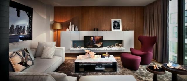 100 Ideen für Wohnzimmer - Frischekick mit Farben - gestaltungsideen wohnzimmer