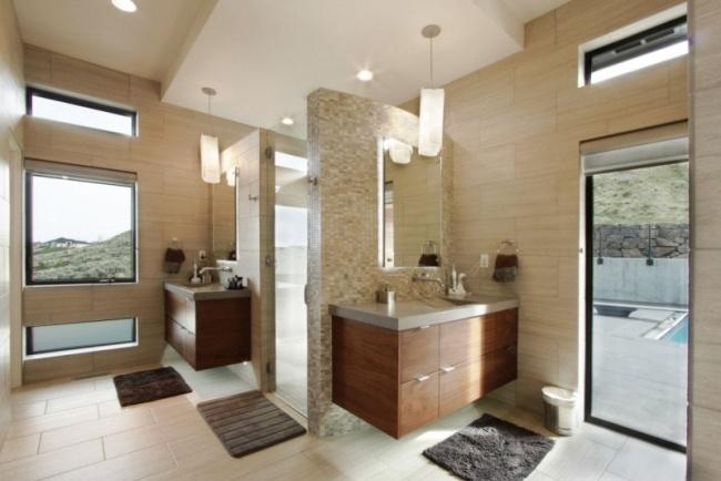 emejing badezimmer modernes design pictures house design ideas badezimmer design beispiele beige - Badezimmer Design Beispiele Beige