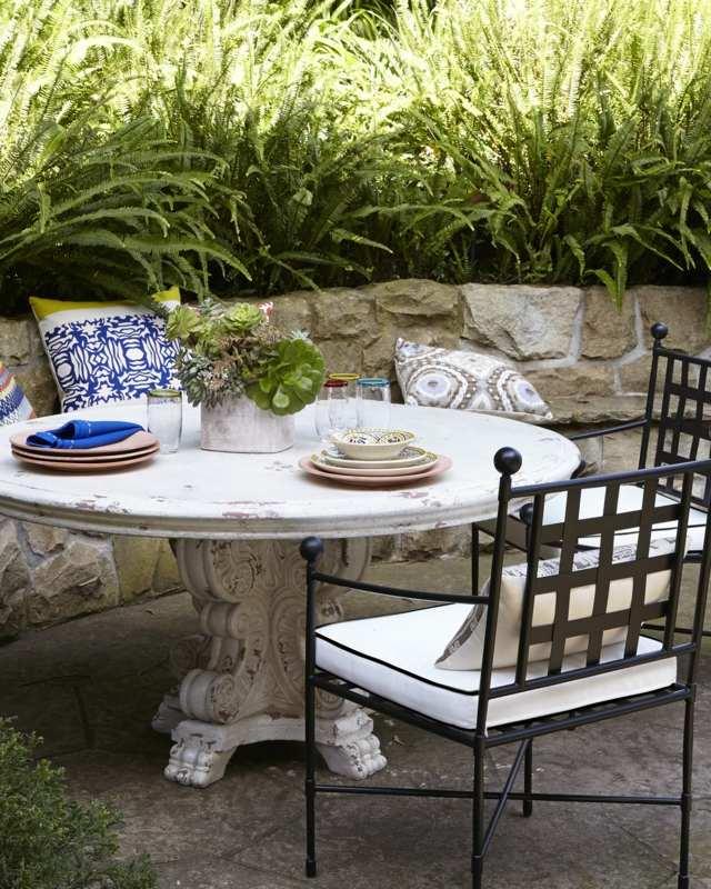 Gartentisch Design Interessante Ideen Fur Schone Gartengestaltung - lounge gartenmobel 22 interessante ideen fur paradiesischen garten