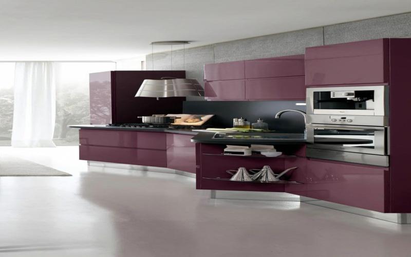 Die Küche neu gestalten - 52 Ideen für modernen Look - moderne kuche gestalten