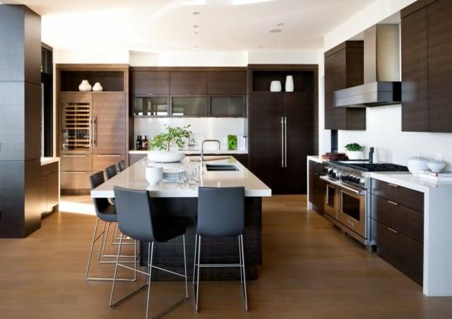 Die Küche Neu Gestalten   52 Ideen Für Modernen Look   Messer Set Neudesign  Accessoire Moderne
