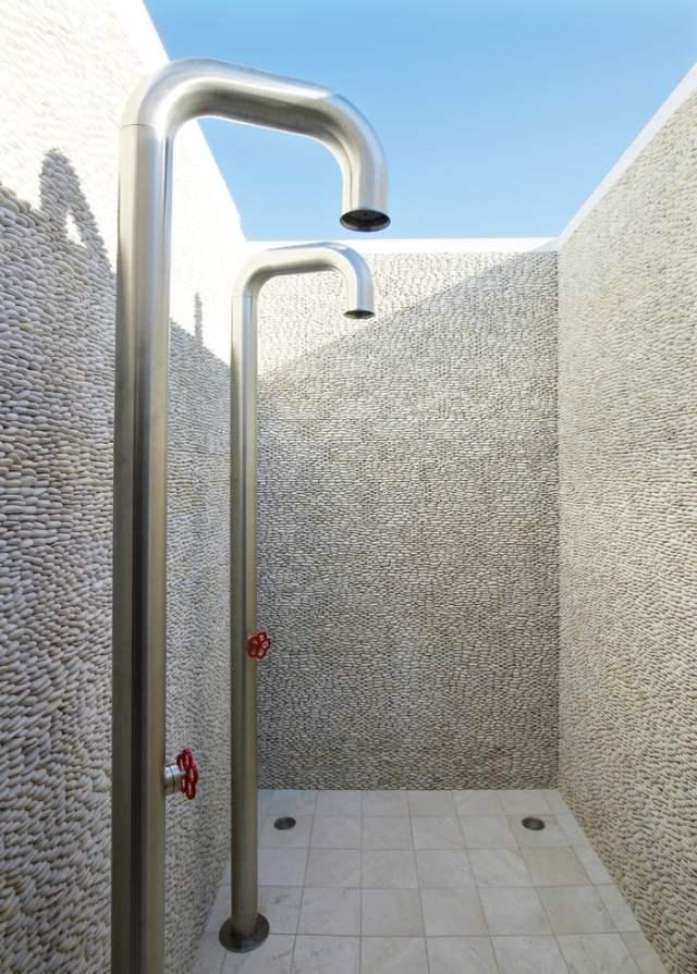 Ideen gartendusche design erfrischung  Best Ideen Gartendusche Design Erfrischung Contemporary - Ideas ...