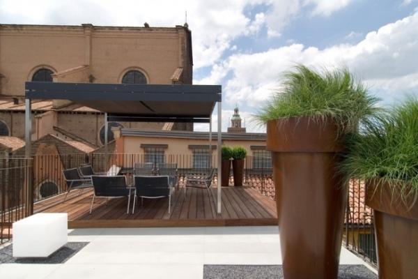 Stunning 28 Ideen Fur Terrassengestaltung Dach Photos - House ...