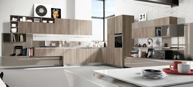 Schön Kuche Aus Holz Elegant Mobalco Hwsc   Professionell Designte Kuche  Beispiele 45