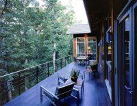 Neue Gelnder fr Terrasse und Balkon - aus Holz ...