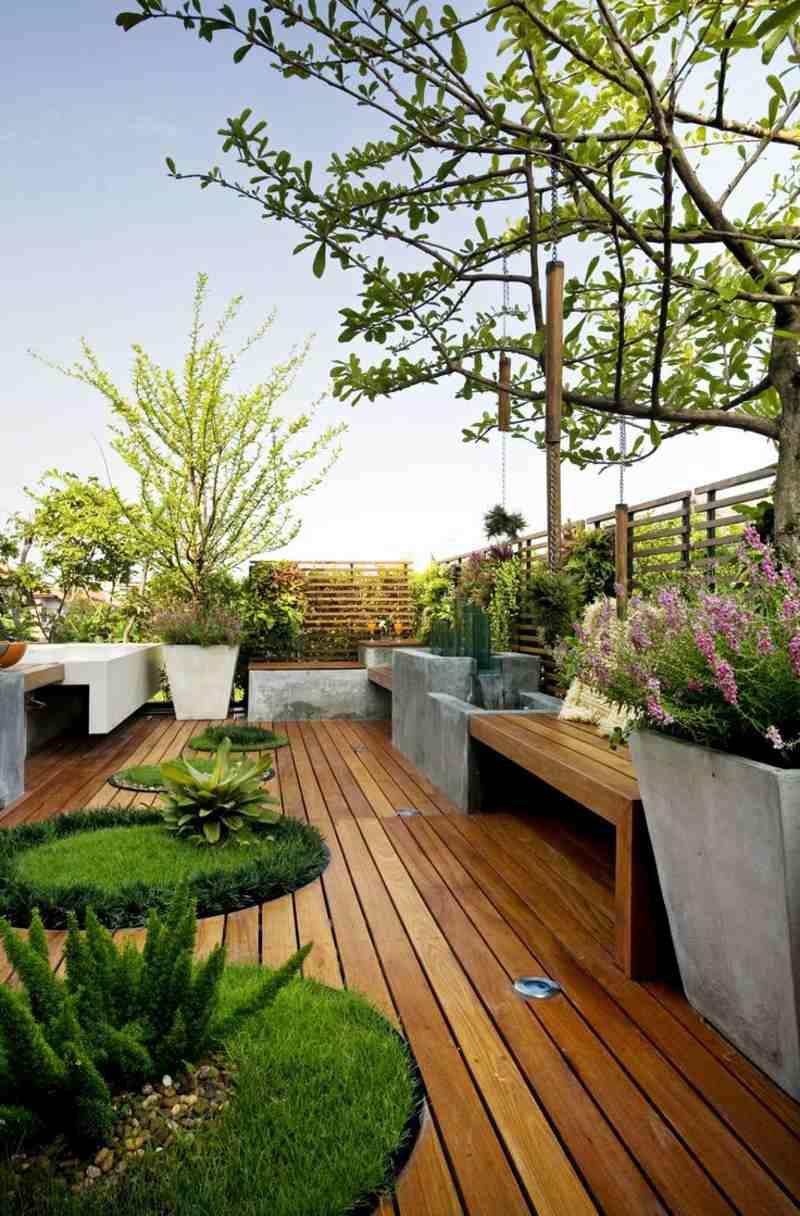 26 Ideen Für Balkon Sichtschutz Verschiedene