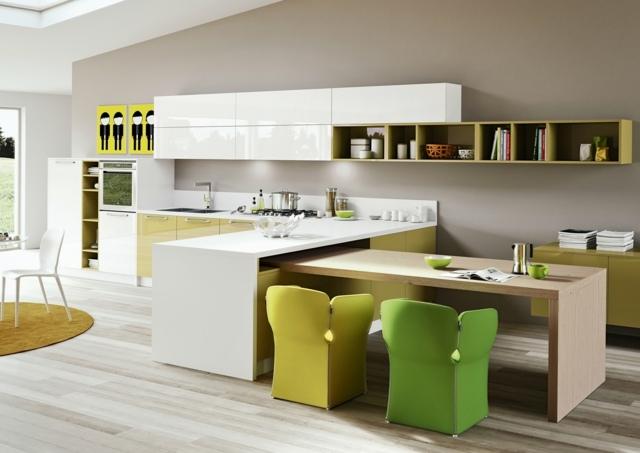 Küchen Design Vom Feinsten   Modernes Küchenprogramm Von Arredo Cucine    Kuche Aus Holz Elegant Mobalco