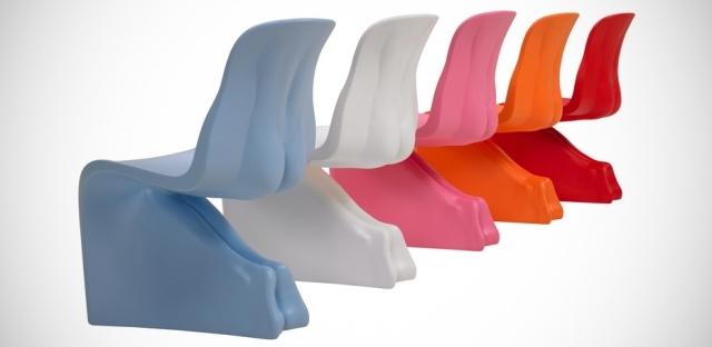 die besten 25+ platzsparende regale ideen auf pinterest | platz ... - Asymmetrischer Stuhl Casamania