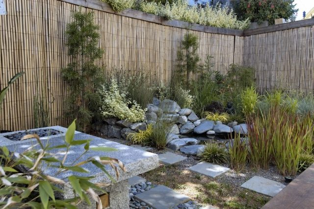 18 Tipps zum Sichtschutz im Garten - Schaffen Sie mehr Privatsphäre - tipps sichtschutz garten privatsphare
