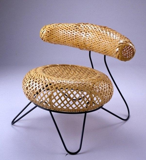 Designer Stuhl Aus Bambus Nachhaltigkeit Und Innovation Von Moso ...    Bambus Mobel Produkte