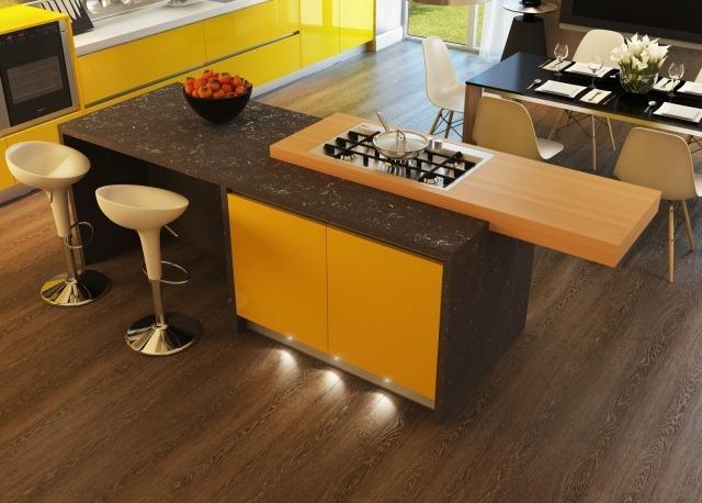Designorientierte 3d-Küchenkonzepte, visualisiert von Artem - 3d kuchenkonzepte artem evstigneev