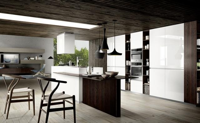 italienische kuche aus metall landhausstil trifft moderne optik ... - Küchen Aus Italien