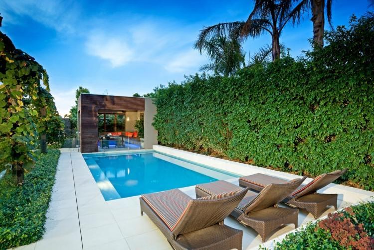... Passende Garten Mit Pool Gestaltung   Hilfreiche Tipps Im Überblick    Poolgestaltung ...