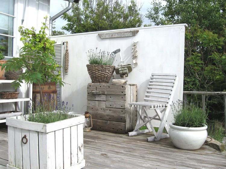 28 Ideen Fur Rustikale Terrassengestaltung Fur Gemutlichkeit