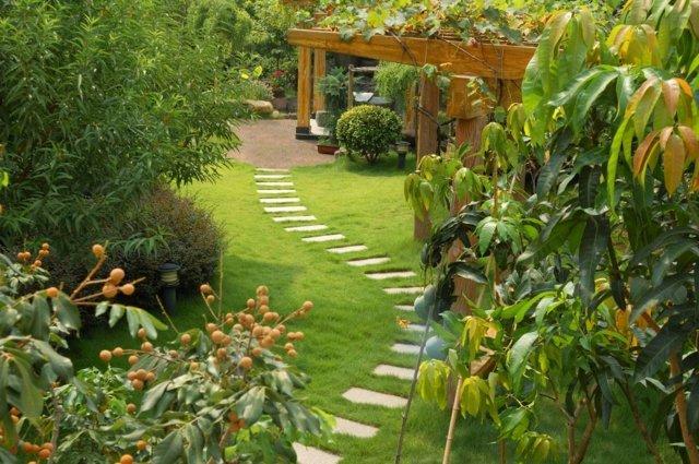 36 inspirierende Beispiele für gelungene Garten Gestaltung - garten anlegen beispiele