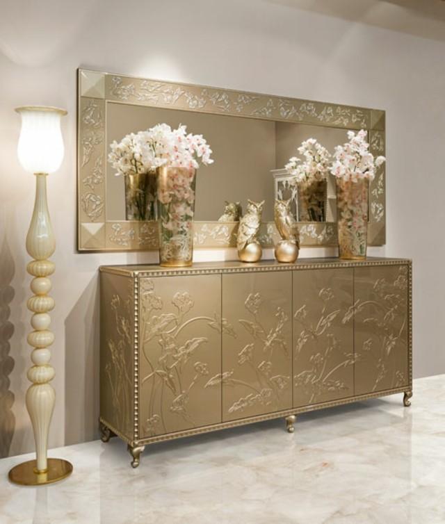 Luxus pur mit der Möbel Kollektion im Jugendstil von Halley - klassisch italienischen mobeln